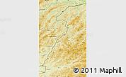 Physical Map of Ergun Youqi
