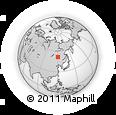 Outline Map of Ergun Youqi