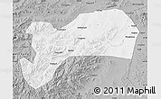 Gray Map of Harqin Qi
