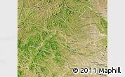 Satellite Map of Horqin Youyizhongqi