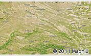 Satellite Map of Horqin Zuoyizhongqi
