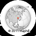 Outline Map of Horqin Zuoyizhongqi