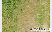 Satellite Map of Jalaid Qi