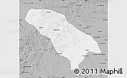 Gray Map of Jarud Qi