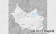 Gray Map of Liangcheng