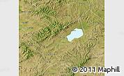 Satellite Map of Liangcheng