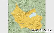 Savanna Style Map of Liangcheng