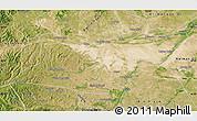 Satellite Map of Ongniud Qi