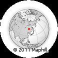 Outline Map of Oroqen Zizhiqi
