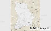 Classic Style Map of Qahar Youyi Houqi