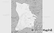 Gray Map of Qahar Youyi Houqi