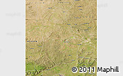 Satellite Map of Qahar Youyi Houqi