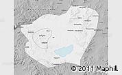 Gray Map of Qahar Youyi Qianqi