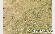 Satellite Map of Qingshuihe