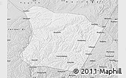 Silver Style Map of Qingshuihe