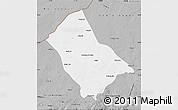 Gray Map of Siziwang Qi