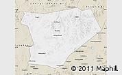 Classic Style Map of Taibus Qi