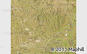 Satellite Map of Taibus Qi