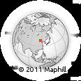 Outline Map of Taibus Qi