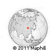 Outline Map of Urad Qianqi