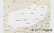 Classic Style Map of Xi Ujimqin Qi