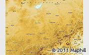 Physical Map of Xi Ujimqin Qi