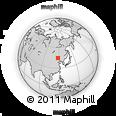 Outline Map of Xi Ujimqin Qi