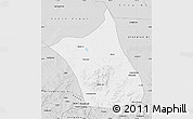Silver Style Map of Zhengxianbai Qi