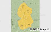 Savanna Style Map of Lingwu