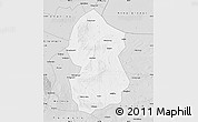 Silver Style Map of Lingwu