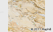 Satellite Map of Daqaidam