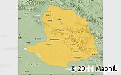 Savanna Style Map of Daqaidam