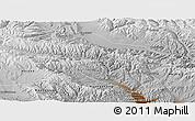 Physical Panoramic Map of Datong
