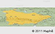 Savanna Style Panoramic Map of Dulan