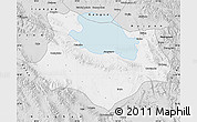 Silver Style Map of Gonghe