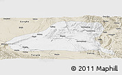 Classic Style Panoramic Map of Guinan