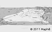 Gray Panoramic Map of Guinan