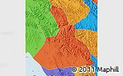 Political Map of Haiyan