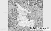 Gray Map of Huangzhong