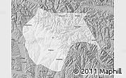 Gray Map of Huzhu