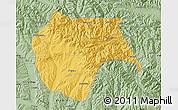 Savanna Style Map of Huzhu