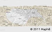 Classic Style Panoramic Map of Huzhu