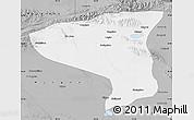 Gray Map of Lenghu