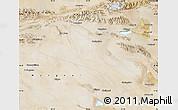 Satellite Map of Lenghu
