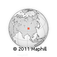 Outline Map of Lenghu