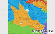 Political Map of Ulan