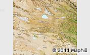 Satellite Map of Ulan