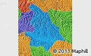 Ankang Shaanxi China Panoramic Maps - Ankang map