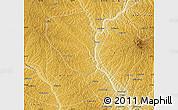 Physical Map of Jia Xian