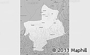 Gray Map of Jingbian